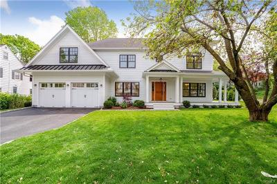 Scarsdale Single Family Home For Sale: 2 Barry Road