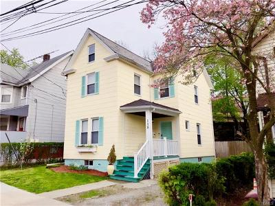 Peekskill Single Family Home For Sale: 115 Old Bay Street