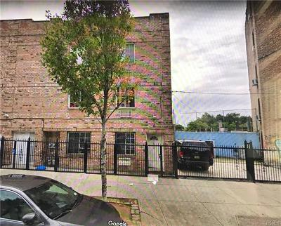 Bronx Multi Family 2-4 For Sale: 1624 Nelson Avenue #2