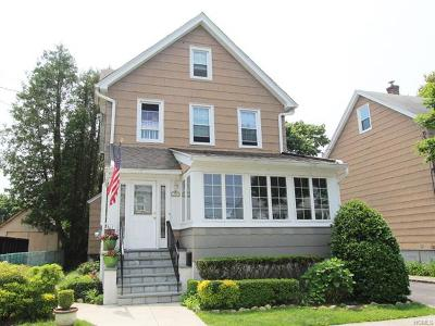 Westchester County Single Family Home For Sale: 34 Spruce Street