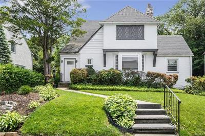 Mount Vernon Single Family Home For Sale: 15 Columbia Place