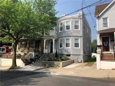New Rochelle Multi Family 2-4 For Sale: 108 Webster Avenue