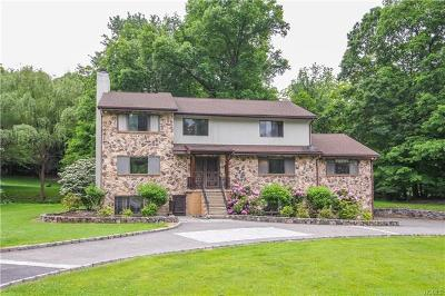 Cortlandt Manor Single Family Home For Sale: 8 Elena Drive