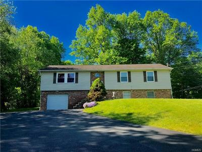 Wallkill NY Single Family Home Sold: $279,900