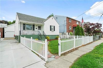 Yonkers Single Family Home For Sale: 167 Sterling Avenue