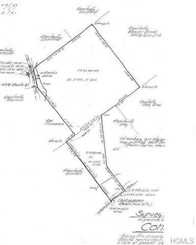 Residential Lots & Land For Sale: 00 Lackawaxen Road