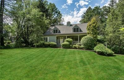 Rye Brook Single Family Home For Sale: 33 Woodland Drive