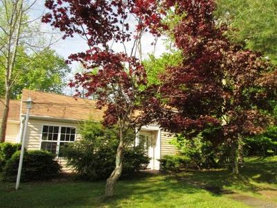Monticello NY Single Family Home For Sale: $45,000