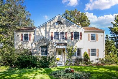 Scarsdale Single Family Home For Sale: 95 Brookby Road