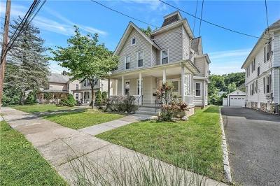 Rockland County Multi Family 2-4 For Sale: 79 East Maple Avenue