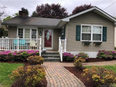Connecticut Single Family Home For Sale: 8 Biggs Avenue