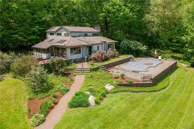 Connecticut Single Family Home For Sale: 10 Rocky Mountain Road
