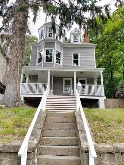 Yonkers Multi Family 2-4 For Sale: 552 Warburton Avenue