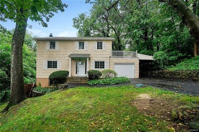Croton-On-Hudson Single Family Home For Sale: 8 Carol Court