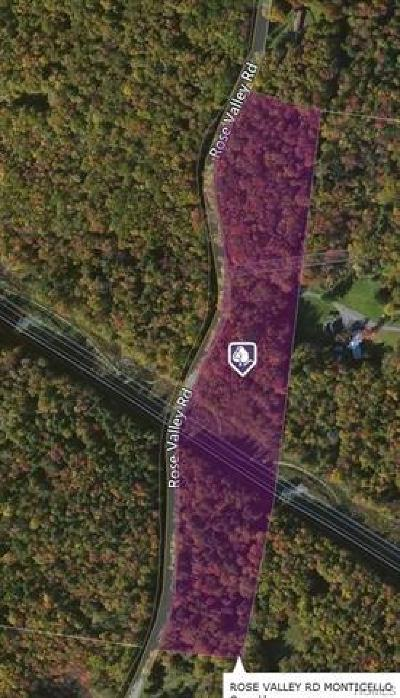 Monticello Residential Lots & Land For Sale: Rose Valley Road