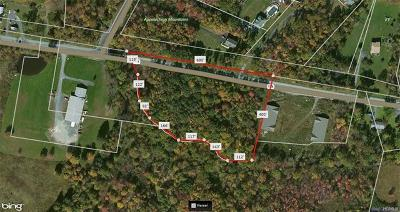Bloomingburg Residential Lots & Land For Sale: Route 17k