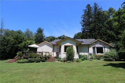 Westchester County Single Family Home For Sale: 118 Baron De Hirsch Road