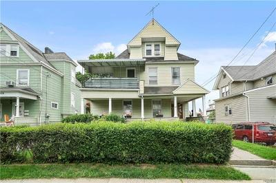 Mount Vernon Multi Family 2-4 For Sale: 240 Rich Avenue