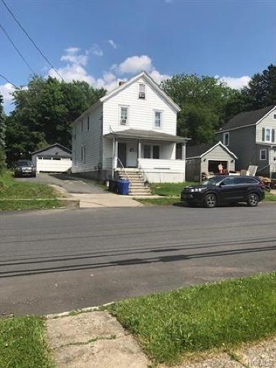 Newburgh Multi Family 2-4 For Sale: 212 Prospect Street