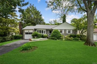 Westchester County Single Family Home For Sale: 44 Beverly Road