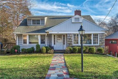 Westchester County Single Family Home For Sale: 168 Berrian Road