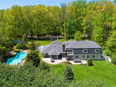 Connecticut Single Family Home For Sale: 633 Round Hill Road