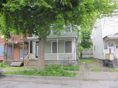 Newburgh Multi Family 2-4 For Sale: 74 Henry Avenue