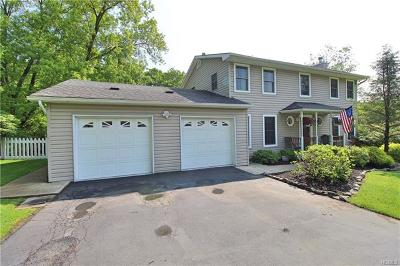 Highland Mills Single Family Home For Sale: 44 Sunset Terrace
