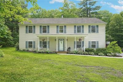 Wurtsboro Single Family Home For Sale: 1353 Wurtsboro Mountain Road