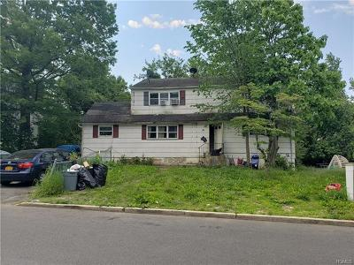 Rockland County Multi Family 2-4 For Sale: 26 White Street