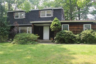 Tappan Single Family Home For Sale: 268 Liberty Road