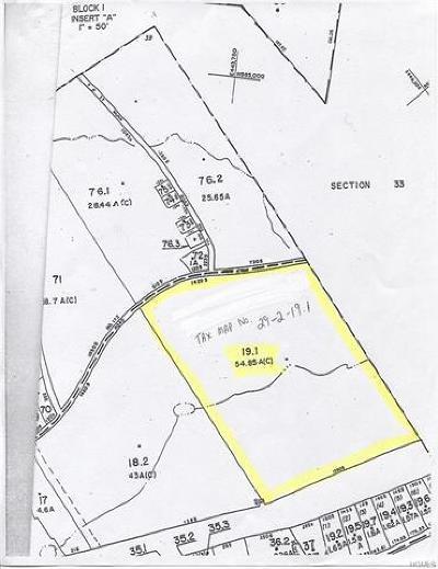 Wurtsboro Residential Lots & Land For Sale: Wurtsboro Mountain Road