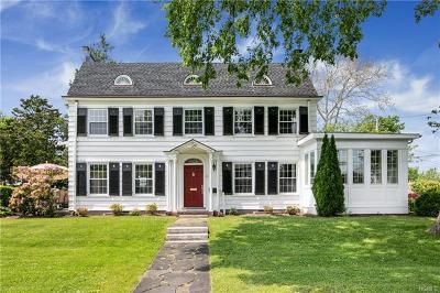 Port Chester Single Family Home For Sale: 44 Elizabeth Street