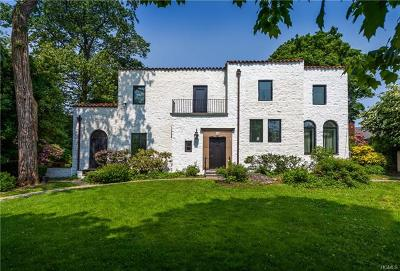 Bronxville Single Family Home For Sale: 10 Ridge Road