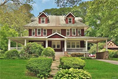 Westchester County Single Family Home For Sale: 230 Hamilton Avenue