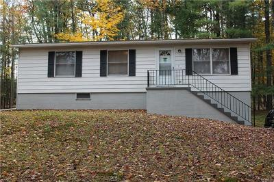 West Shokan Single Family Home For Sale: 3573 State Route 28a