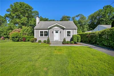 Armonk Single Family Home For Sale: 15 Maryland Avenue