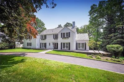 Bronxville Single Family Home For Sale: 36 Warwick Road