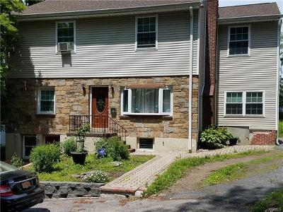 Westchester County Single Family Home For Sale: 9-11 Landis Place