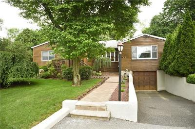 White Plains NY Single Family Home For Sale: $574,900