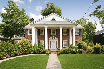 White Plains Single Family Home For Sale: 4 Woodland Place