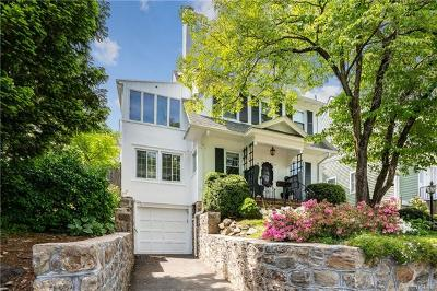 Larchmont Single Family Home For Sale: 8 Stafford Place