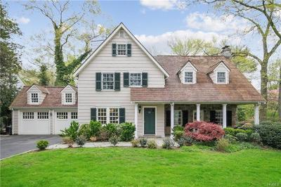 Connecticut Single Family Home For Sale: 45 Overlook Drive