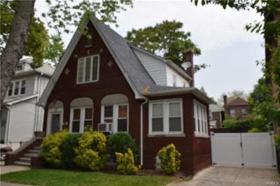 Bronx Single Family Home For Sale: 1626 Bogart Avenue