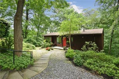 Pleasantville NY Single Family Home For Sale: $600,000