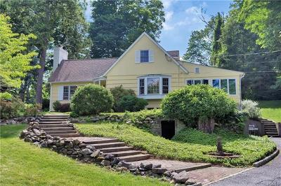 Cross River Single Family Home For Sale: 27 North Salem Road