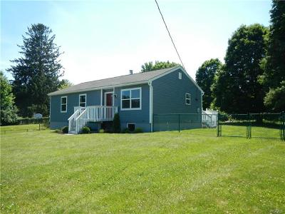 Otisville Single Family Home For Sale: 5 Geoffrey Court