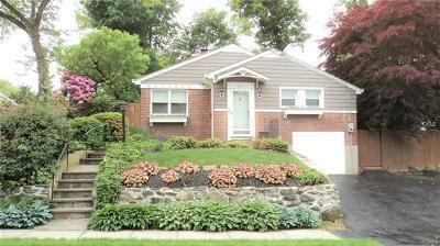 Hartsdale Single Family Home For Sale: 144 Poe Street
