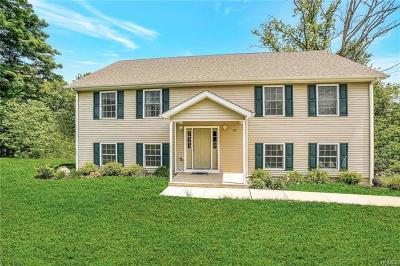 Monroe Single Family Home For Sale: 39 James Road