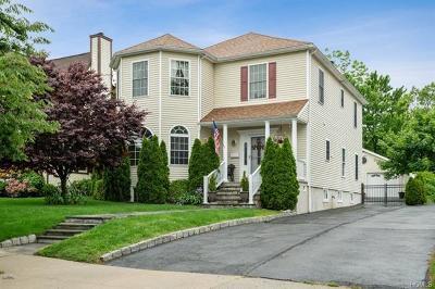 Port Chester Single Family Home For Sale: 13 Halstead Avenue